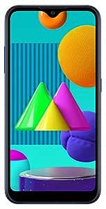Samsung Galaxy M01 (Blue, 3GB RAM, 32GB Storage) with No Cost EMI/Additional Exchange Offers