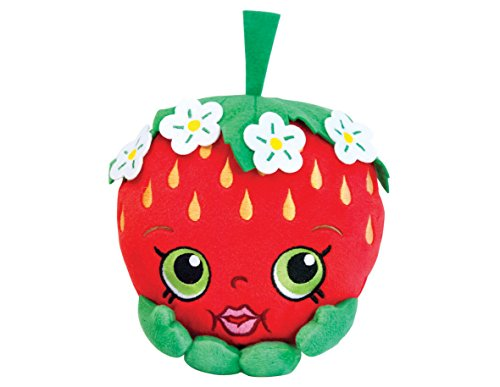 Shopkins Strawberry Kiss Plush Toy