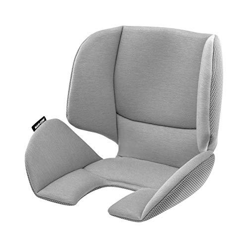 Maxi-Cosi Pearl Sitzverkleinerer Comfort Cushion, komfortabler Sitzverkleinerer für Die Pearl Familie, D.H. alle Pearl Kindersitze, nutzbar Ab ca. 6 - ca. 15 Monate, grau