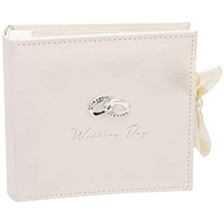 Amore Wedding Gifts. Beautiful Ivory 100 Picture Photo Album