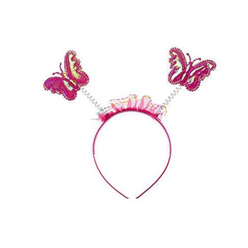 PinzhiNette Kinder Mädchen Fee Schmetterling Flügel Wand Kostüm Tanz Party Kostüm Sets