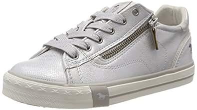 Mustang Damen 1146-311-21 Sneaker, Silber (Silber 21), 42 EU