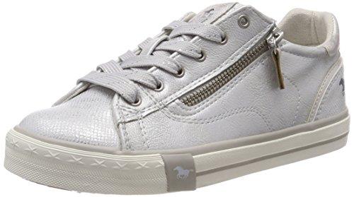 Mustang Damen 1146-311-21 Sneaker, Silber (Silber 21), 40 EU