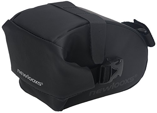 New Looxs Saddle Bag Sports Satteltasche Black, 17 x 10 x 9 cm