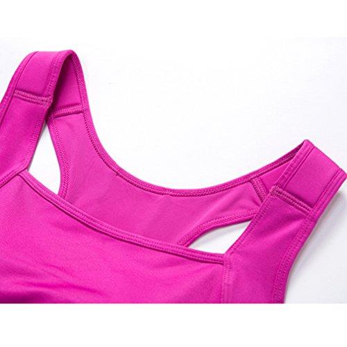 Comfortableinside - Soutien-gorge - Femme Violet