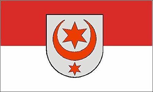 Flaggen Fahne Flagge Los Angeles 30 x 45 cm Bootsflagge Premiumqualität Sonstige