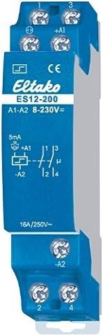 Eltako ES12-200-8..230V UC Stromstoßschalter
