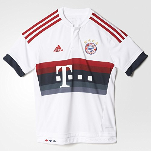Adidas Youth 2015 Bayern Munich Fc Away Jersey Small