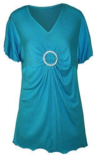 FASHION FAIRIES -  T-shirt - Donna TERQUIOISE