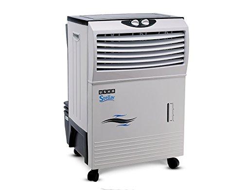 Usha Stellar CP-202 Personal Cooler 20L Multi Color, Grey & Black