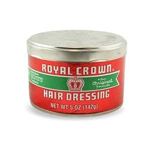 ***ORIGINAL***ROYAL CROWN HAIR DRESSING POMADE 125ml