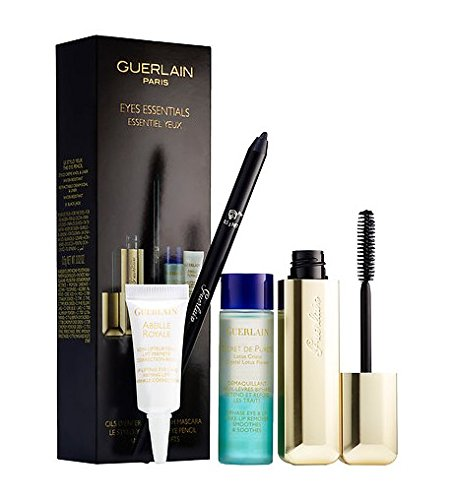 Guerlain Cils d' enfer Mascara Black 8.5 ml + Eye Pencil 0.5 g + Abeille E. CR. 5 ml + Eye & Lip Remov. 15 ml Set