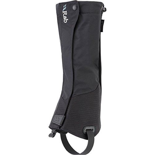 Rab Latok Alpine Women's Helmet Compatible Hood Jacket-Black, Size 10