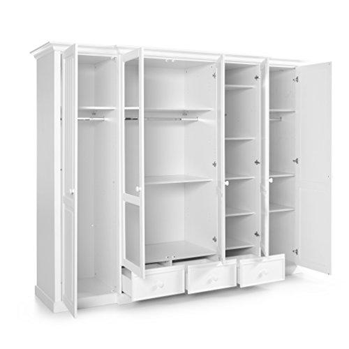 kleiderschrank cinderella bestseller shop f r m bel und. Black Bedroom Furniture Sets. Home Design Ideas