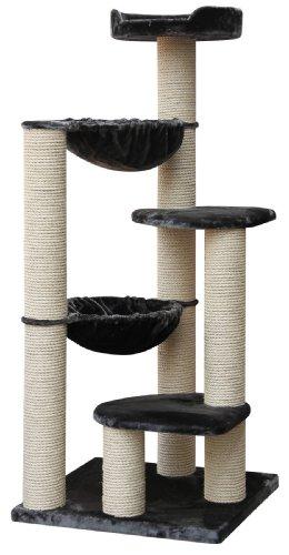 """XXL Kratzbaum MAINE COON BIG BEN \""""XL\"""" grau - speziell für große und schwere Katzen"""