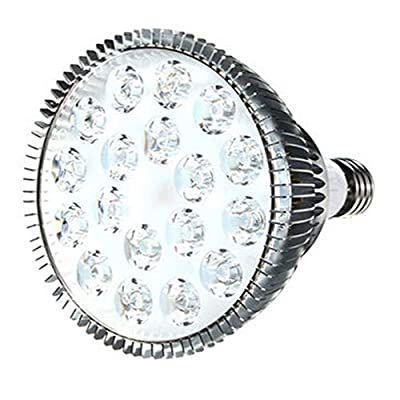 XYao Eclairage Aquarium LED Spectre Aquarium LED Lampe E27 LED Aquarium Lumière Corail Récifs Réservoir De Poisson Réservoir De Poisson Ampoule pour Les Plantes Aquatiques De Plus en Plus
