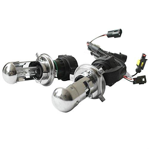 LIKECAR Auto HID-Xenon-Scheinwerfer-Birnen-55W AC Kit H4-3 / 9004/9007 / H13 Bi-Xenon-HALLO / LOW, 4300K / 5000K / 6000K / 8000K / 10000K / 12000