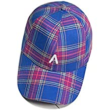 51ee0e30b78be Karidesh Gorra de béisbol de Carta Escocesa