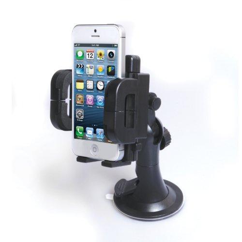 Yousave Accessories iPhone 6S / 6 Supporto Per Auto In Plastica - Nero