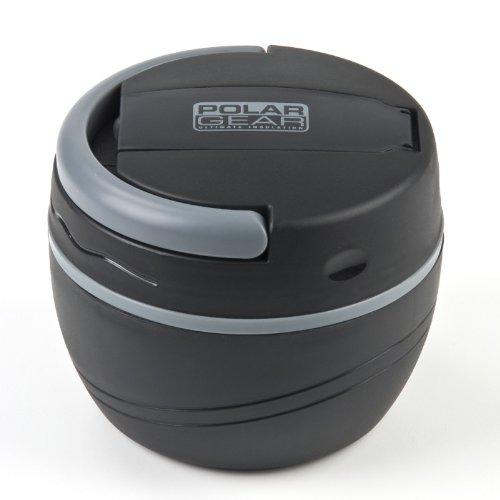 Polar Gear Lunchbox für Babys, 500 ml, Schwarz (Gear Polar Lunch-box)