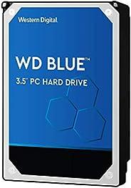 """WD Blue 1TB PC Hard Drive - 7200 RPM Class, SATA 6 Gb/s, 64 MB Cache, 3.5"""" - WD1"""