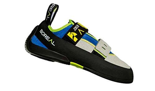 Boreale Joker-Scarpe sportive nero blu giallo