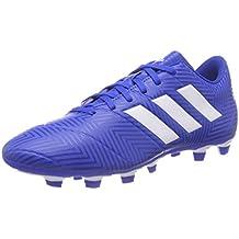 adidas Nemeziz 18.4 FxG, Botas de fútbol para Hombre