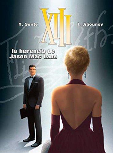 Descargar XIII 24: LA HERENCIA DE JASON MAC LANE