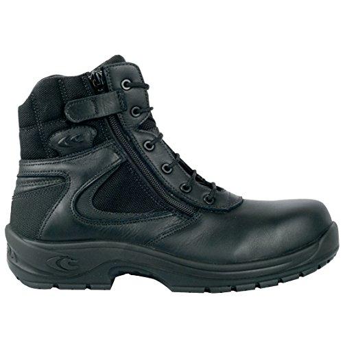 Cofra Sicherheitsstiefel Police S3 HRO SRC Adertop, Größe 41, schwarz, 10260-000