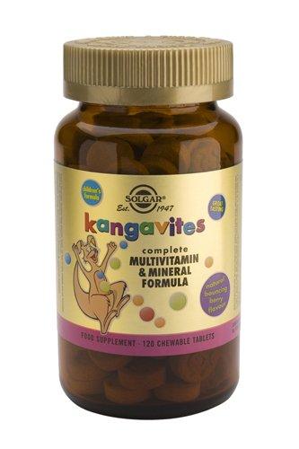 Kangavites Chewable Multivitamin (Berry Flavour) - Multivitamin 60 Kautabletten