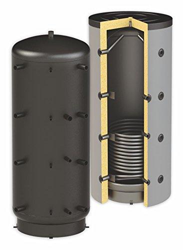 Pufferspeicher Thermoflux 1000 Liter Heizungswasser PBM-R 90° Anschlüsse 1 WT