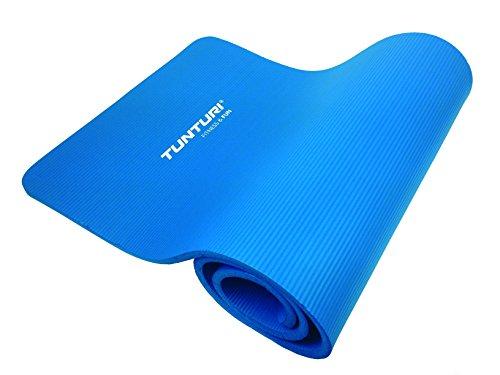 Tunturi Fitnessmatte 185 X 60 cm - Antibakteriell, 14TUSFU124