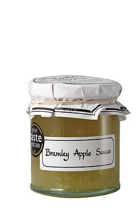 Butler's Grove - Bramley Apple Sauce - 180g (Case of 12)