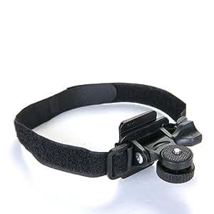 Laccio da Casco per DV Action Camera Microcamera con Supporto