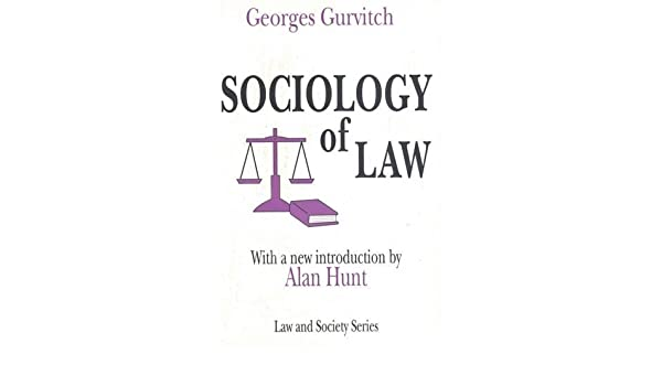 important of sociology of law