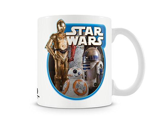 TSP Star Wars - Vintage Droids Tasse