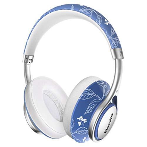 YUE headset Auriculares Bluetooth, Auriculares Bluetooth en la Oreja con Estuche portátil,...
