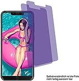 4ProTec 2X ANTIREFLEX matt Schutzfolie für Wiko View 2 Go Bildschirmschutzfolie Displayschutzfolie Schutzhülle Bildschirmschutz Bildschirmfolie Folie