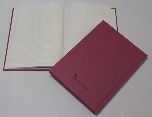 10-a5-dictamino-cuadernos-100-160page-neutro-en-carbono-en-frambuesa-vintage-excelente-calidad-super