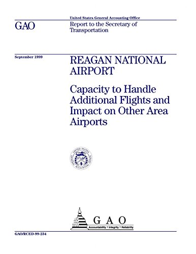 Reagan National Airport (Reagan National Airport: Capacity to Handle Additional Flights and Impact on Other Area Airports)