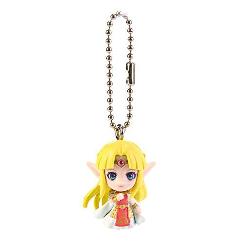 The Legend of Zelda A Link Between Worlds Mascot Keychain - Zelda