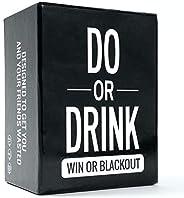 Do or Drink - Action ou Boire - Jeu Alcool Carte pour Adules - Jeu de Société Entre Amis pour Soirée - Jeu de