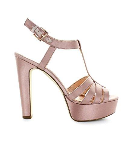 Michael Kors Zapatos de Mujer Sandalia con Plataforma Catalina Raso Rosa  Primavera Verano 2018 c7fb829d80a1
