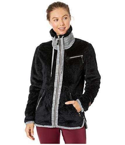 Obermeyer Britt Fleece Womens Jacket - Small/Black -