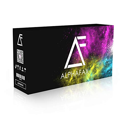 Alphafax Tintenpatrone kompatibel zu HP 88 C9396AE OfficeJet Pro K-5300 5400 N DN 550 DTN DTWN TN TWN 8600 DN L-7400 7480 7500 7580 7590 7600 7680 7700 7780 7800 Series 7850 7865 7878 - Schwarz 69ml -