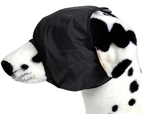 Morezi Máscara de Perro calmante para la ansiedad del Collar de Mascota