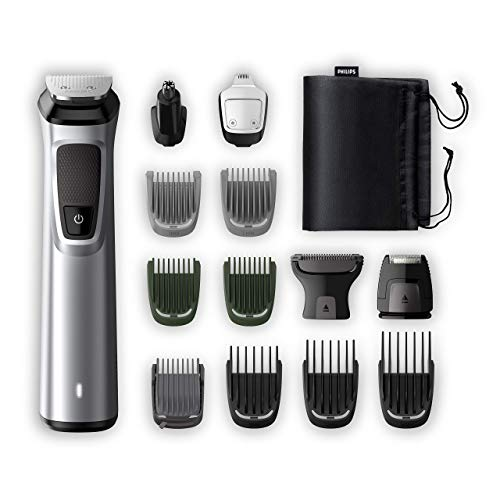 Recortadora de barba con hojillas dobles Philips Barbero MG7720/15