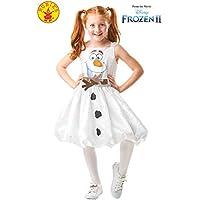 Rubie's 300287 5-6 Disney Die Eiskönigin 2 Kostüme, Mädchen, mehrfarbig