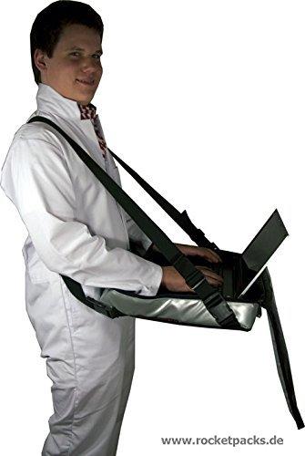 Laptop Tasche Inventur Laptop Supporter Notebook Ablage Tasche Laptop Bauchladen (Pvc-laptop-tasche)
