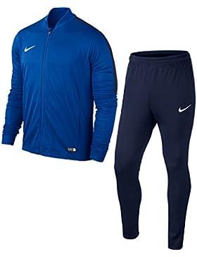 Nike Academy16 YTH Knt Tracksuit 2, Chandal Infantil, Multicolor (Azul/Negro/Blanco), XS